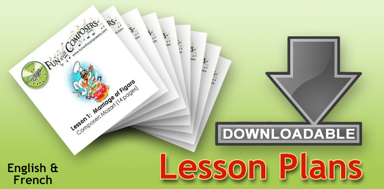 Downloadable Lesson Plans