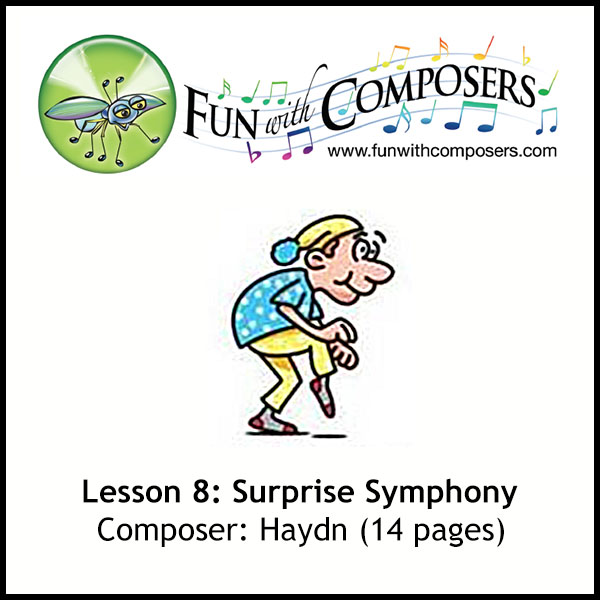 Fun with Composers Surprise Symphony (Haydn)