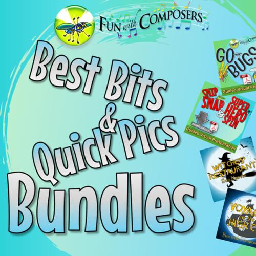 Better Bits & Quick Pics Bundles