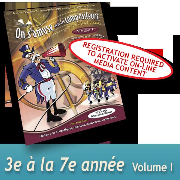 FR Volume 1 Gr3-Gr7 REG