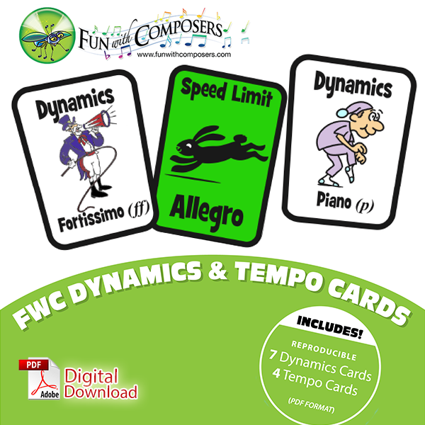 FWC Dynamics & Tempo Cards COL