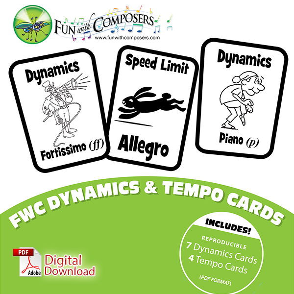 FWC Dynamics & Tempo Cards