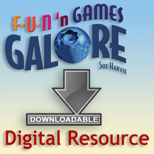 Fun'n Games Galore Digital Resource
