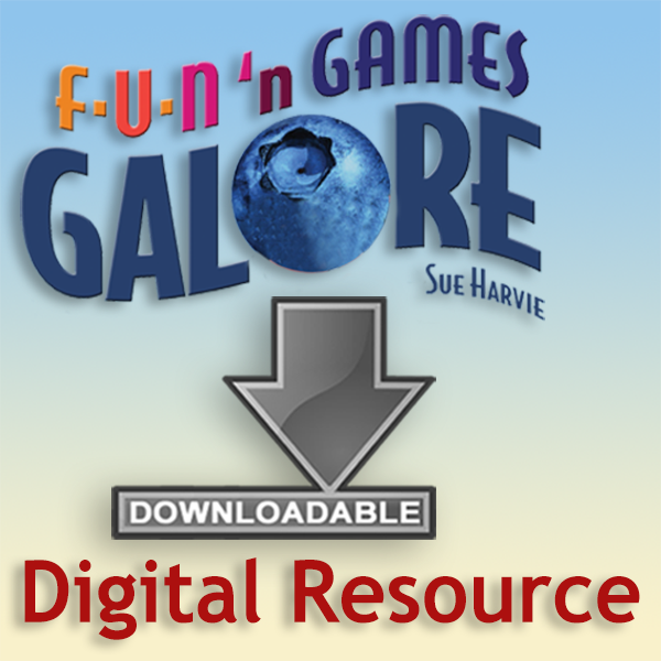 F-U-N 'n GAMES GALORE Digital Resource