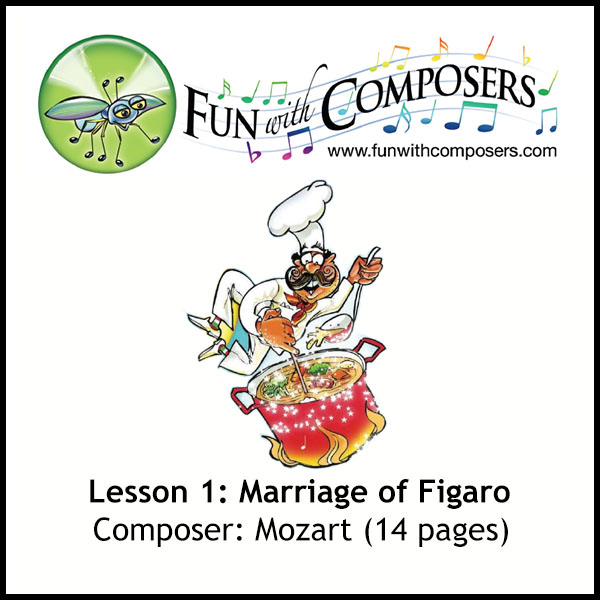 Marriage of Figaro (Mozart)