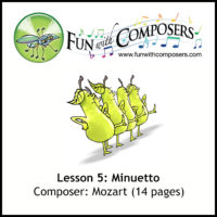 Fun with Composers - Minuetto (Mozart)