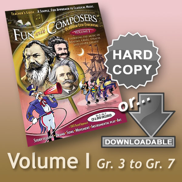Volume 1 Teacher's Guide – Gr. 3 – Gr.7