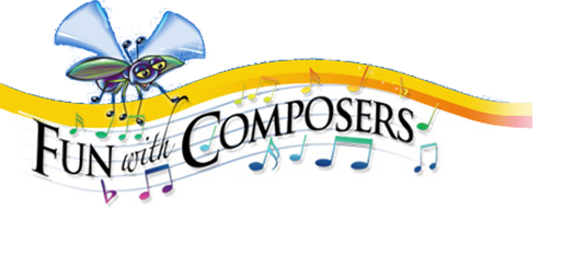 Fun with Composers Teacher's Guides and Lesson Plans for Pre K to Grade 7